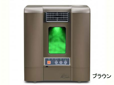 天然森林浴成分フィトンチッド拡散装置「 フィトンエアー 」PC-560BR 《 溶液2本付 》