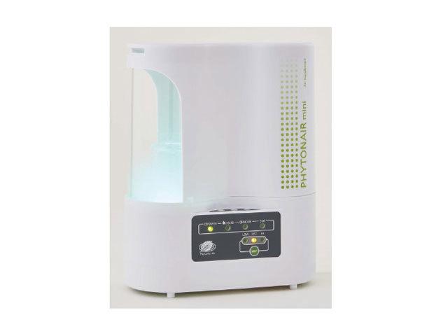 天然森林浴成分フィトンチッド拡散装置「 フィトンエアーミニ 」 SD-1000SP 《 溶液2本付 》