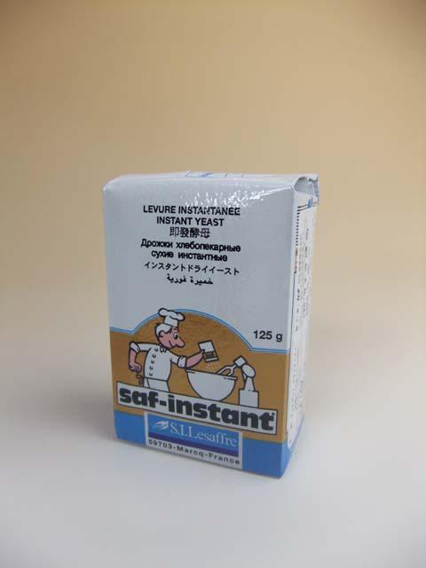 サフインスタントイースト耐糖性(金)125g