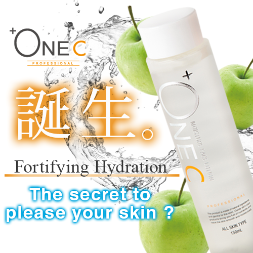 +ONEC moisture facelotion 150ml (英語)