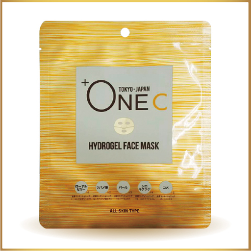+ONEC Hydrogel Facemask  Ultimate (英語)