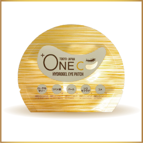 +ONEC Hydrogel Eyepatch  Ultimate (英語)