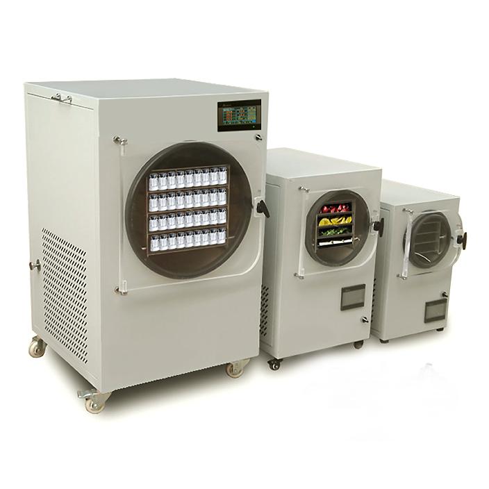 フリーズドライ装置, 真空凍結乾燥機