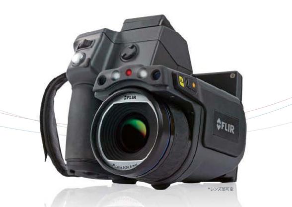 高機能形熱画像カメラ CPA-T600 チノーFLIR 【赤外線サーモグラフィー/サーモカメラ】