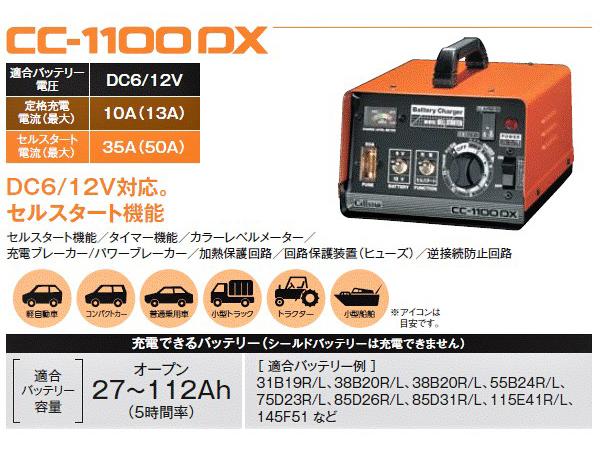 CC-1100DX適合