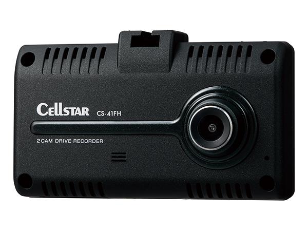 CS-41FH ドライブレコーダー [前方・車内録画型][2020年製][3年保証]