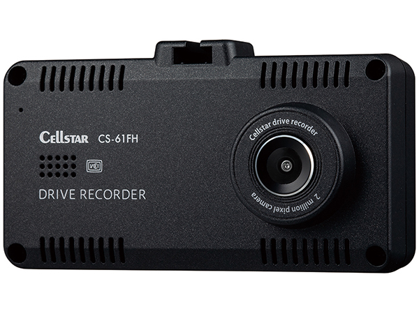 CS-61FH ドライブレコーダー [前方・車内録画型][2020年製][3年保証]