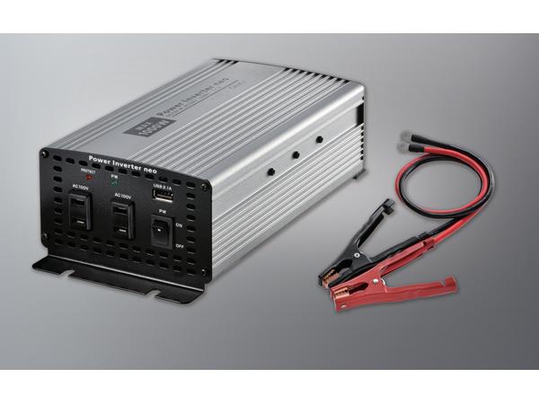PI-1000-12V DC/ACインバーター [DC12V車専用]