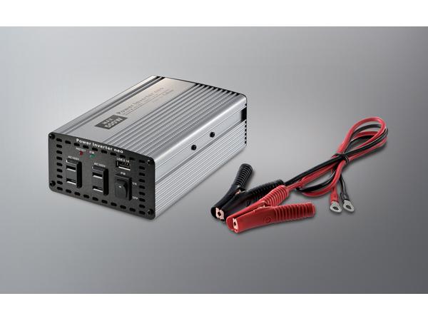 PI-500-12V DC/ACインバーター [DC12V車専用]
