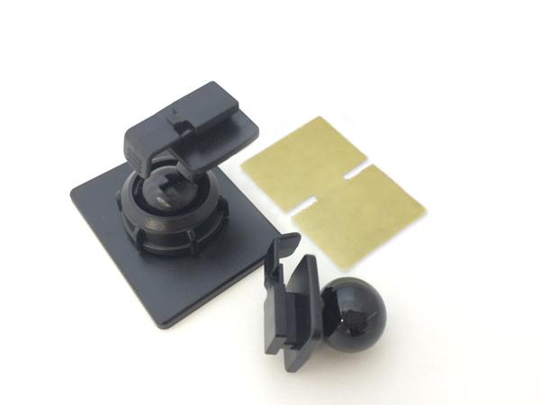 マウントベースB-2 [スリット入ガラス用両面テープ付](ドライブレコーダー専用)