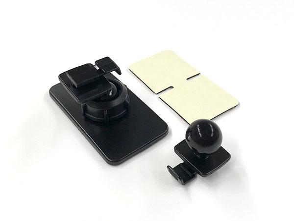 マウントベースD [ガラス用両面テープ付](ドライブレコーダー専用)