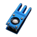 cenote p5024b 【ステンレスアクセサリー】 メカニカルペンダント ブルー