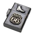 cenote s0045 【ブラスアクセサリー】 ルート66アメリカンオイルライター