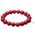 cenote t0415 【パワーストーン アクセサリー】 赤珊瑚10mm玉ブレスレット
