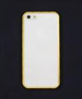 iPhone5/5s用セラミックスプレート+純金フレームセット