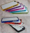 iPhone5/5s用セラミックスプレート+メタルフレームセット