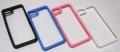 iPhone5/5s用シリコンラバーフレーム