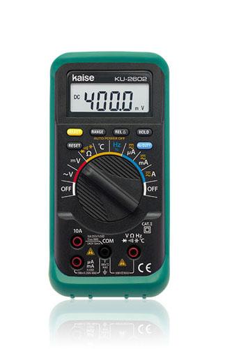 デジタルサーキットテスター(温度測定可能)  Kaise(カイセ)