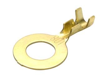 丸形端子 オープンバレル