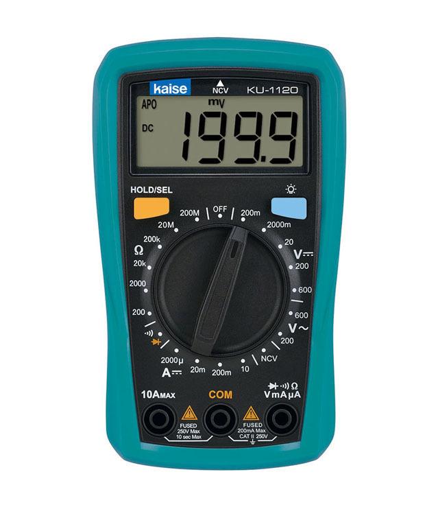 カイセ デジタルマルチメーター / KU-1120