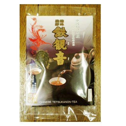秀品 武夷鉄観音茶 200g