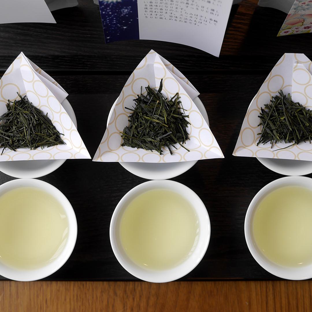 【新茶「清明」+お茶2種セット】 7000円以上相当