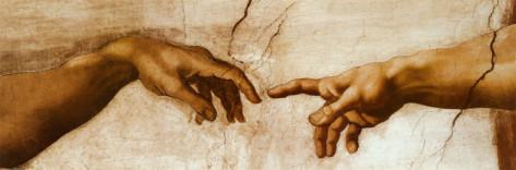 アダムの創造, 1510(詳細)