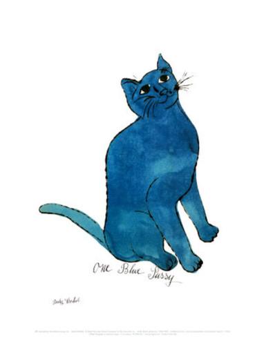 サムキャット(ブルーサム) 1954年 (25 Cats Named Sam and One Blue Pussy)