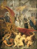 ピーテル・パウル・ルーベンスマリー・ド・メディシスのマルセイユ上陸