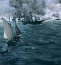 エドゥアール・マネキアサージ号とアラバマ号の海戦