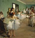 エドガー・ドガダンス教室(バレエの教室)