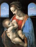 レオナルド・ダ・ヴィンチリッタの聖母