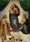 ラファエロ・サンティシスティーナの聖母