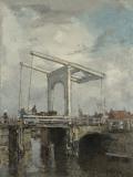 ヤコブ・マリスオランダの街のはね橋