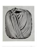 毛糸の玉, 1963 (セリグラフ)