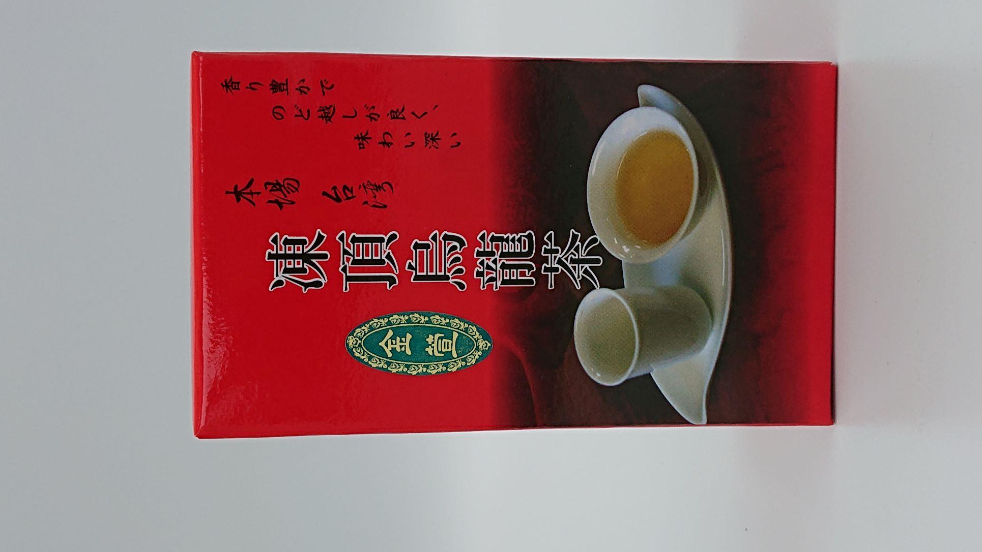 金萓凍頂烏龍茶 100g