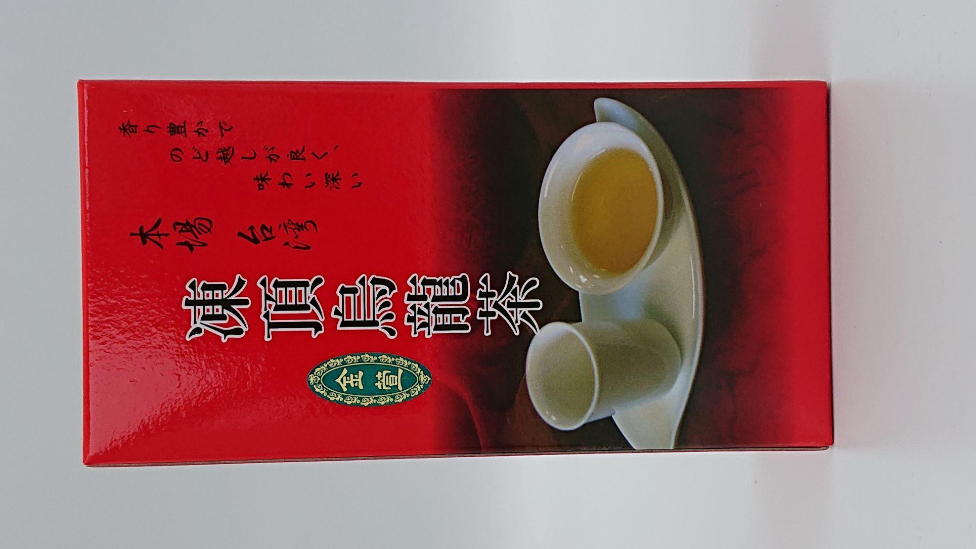 金萓凍頂烏龍茶 300g