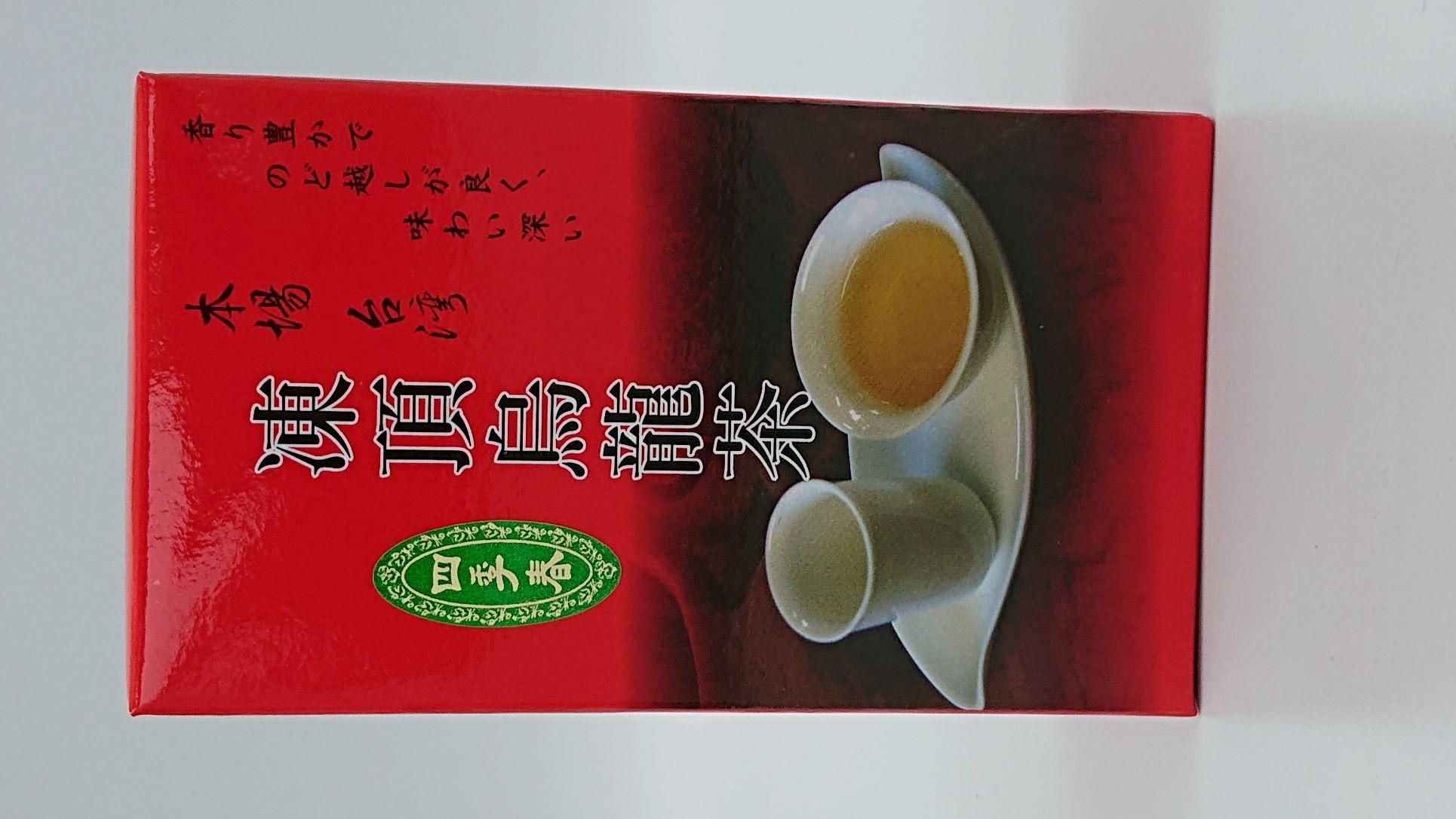 四季春凍頂烏龍茶 100g