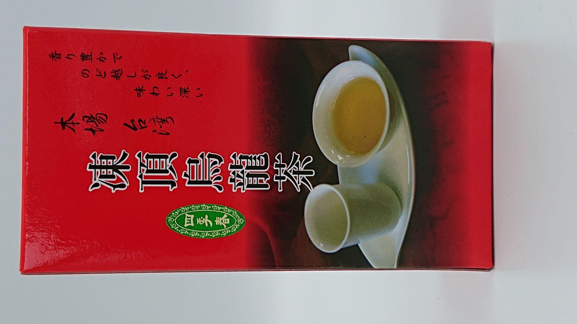 四季春凍頂烏龍茶 300g