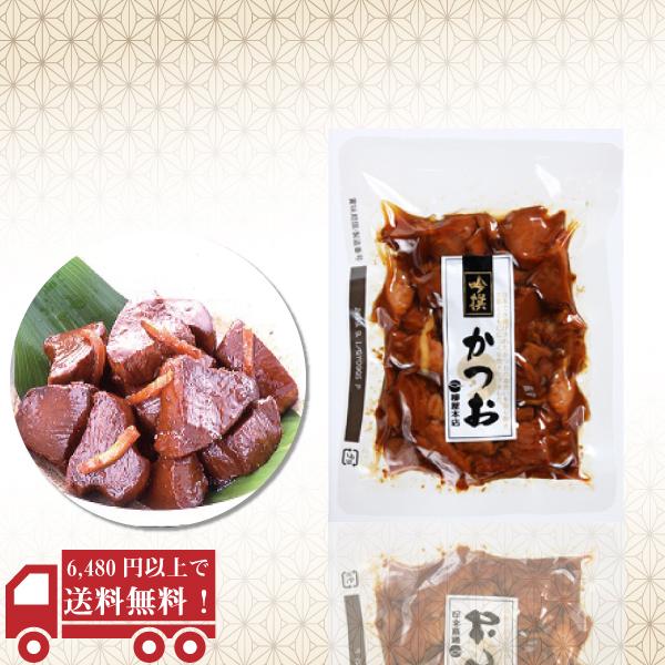 吟撰 かつお佃煮130g / No113