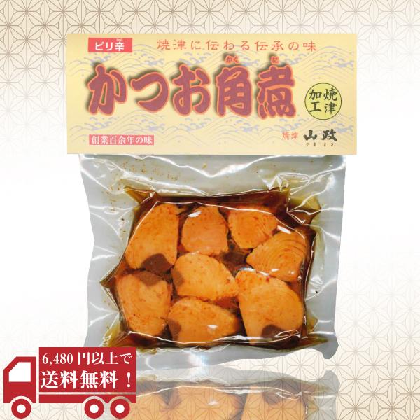 ピリ辛 かつお角煮140g / No171
