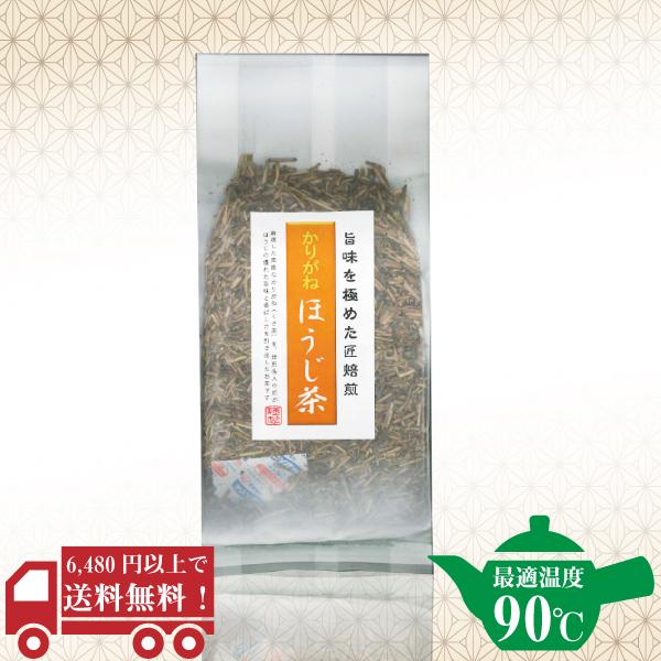 かりがねほうじ茶100g / No22