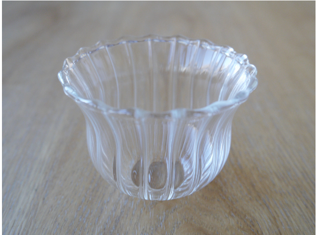 ガラス製 煎茶碗 耐熱ガラス 国産 日本製ガラス ミニグラス