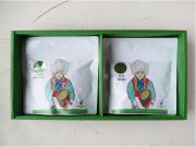 種子島 新茶 ギフト2本詰め 希少品種