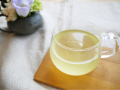 葡萄の緑茶