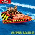 31905 《送料無料》《3人乗り》31905【SPORTS STUFF】引っ張り物・スーパーマ-ブル SUPER MABLE トーイングチューブ