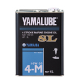 9079071512 4サイクル(ガソリン)マリンオイルSL 10w-30 4L スチール缶