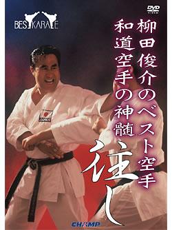 柳田俊介のベスト空手 -和道空手の神髄「往し」- (DVD)
