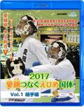 第72回国民体育大会空手道競技会 愛顔(えがお)つなぐえひめ国体 Vol.1 組手編 (Blu-ray)