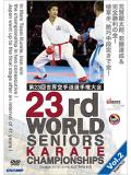 第23回世界空手道選手権大会 Vol.2 【組手編2】 (DVD)